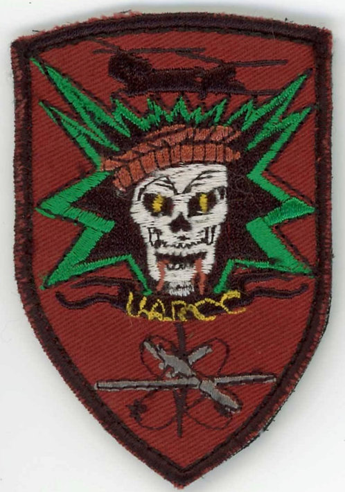 Afghan Made UARCC Special Operations Patch