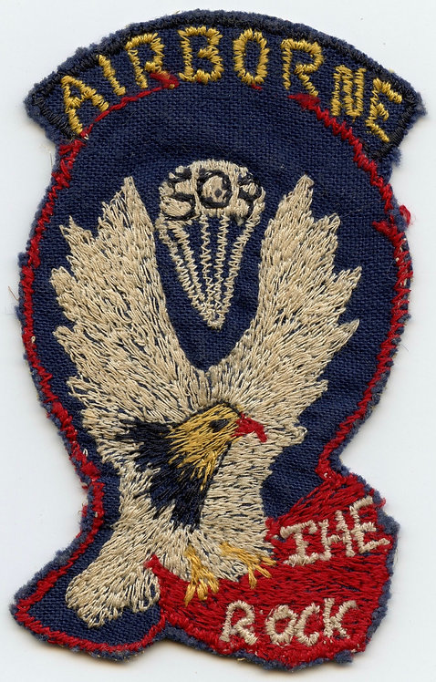 WWII 503rd Parachute Regimental Combat Team Philippine Theater Made Patch