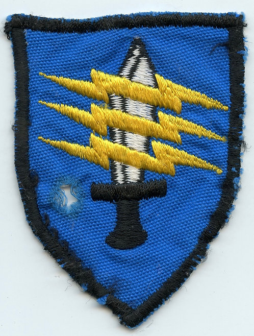 Vietnam War 5th Special Forces Group (ABN) II CORP Mike Force Patch