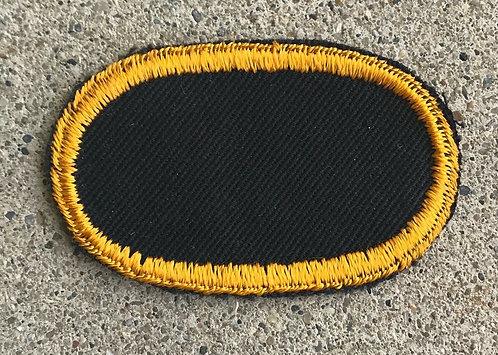 Korean War Airborne Ranger Company Jump Wing Oval