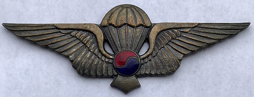 United Nations Partisan Forces Korea Agent's Wing