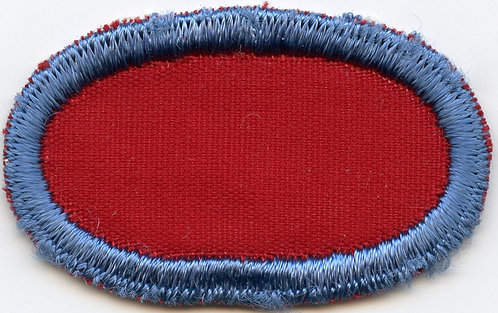 WWII 501st Parachute Infantry Regiment Jump Wing Oval