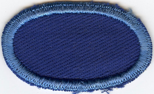 WWII 502nd Parachute Infantry Regiment Jump Wing Oval