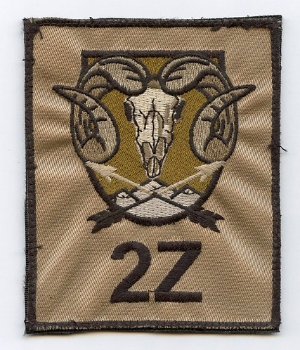 ODA-0322 10th Special Forces Group Patch