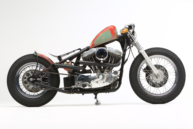 Bob's Harley Sportster