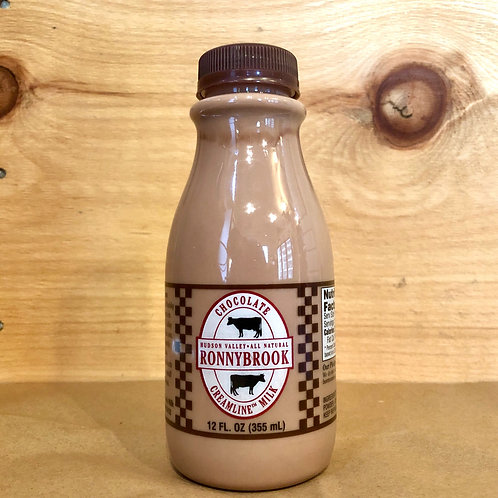 Chocolate Milk - Ronnybrook Farm