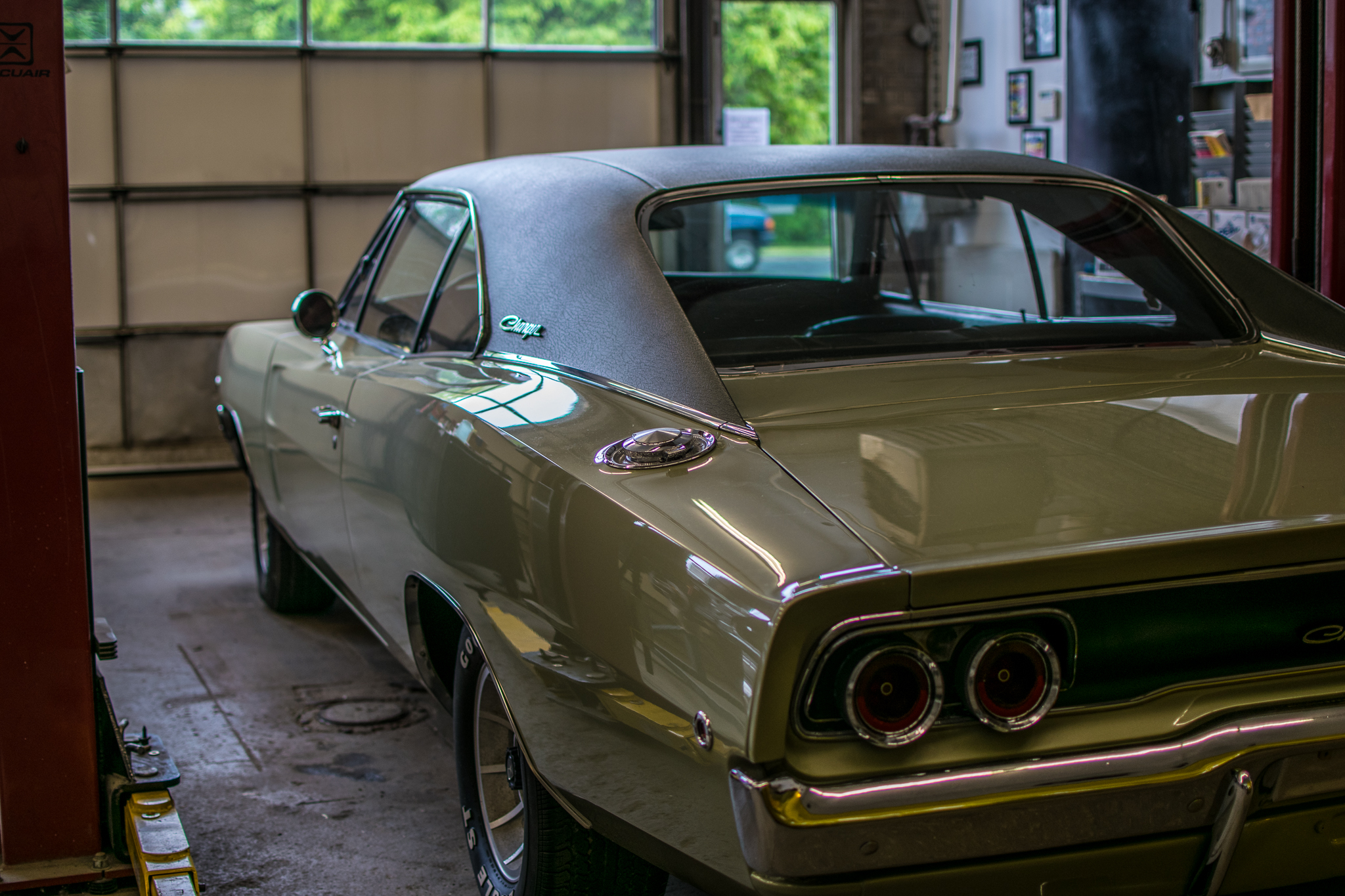 Mark's 1968 Dodge Charger