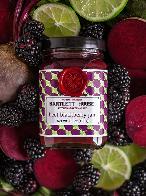 Bartlett House Jam – Beet Blackberry