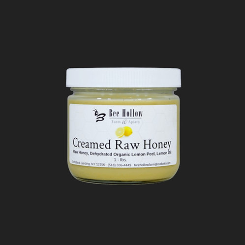 Bee Hollow - Lemon Creamed Honey