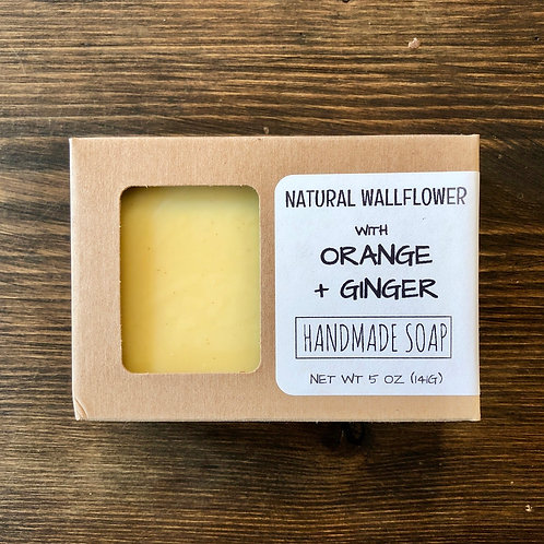 Soap - Orange + Ginger