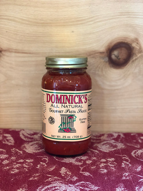 Pasta Sauce - Dominic's All Natural