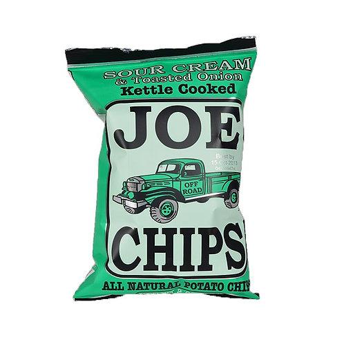 Joe Chips, Sour Cream and Onion