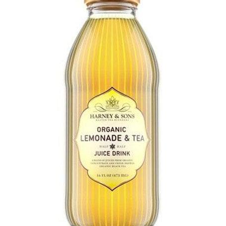 Tea, Organic Black - Harney & Sons
