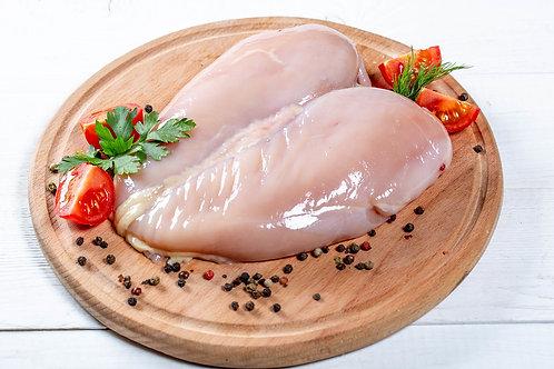 Chicken Breast, Bone In