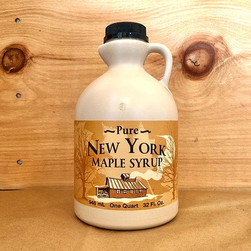Maple Syrup, Quart - Hand Hollow Sugar House