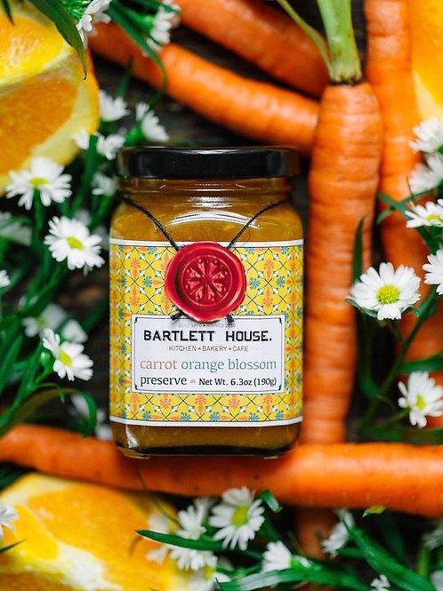 Bartlett House Jam – Carrot Orange Blossom