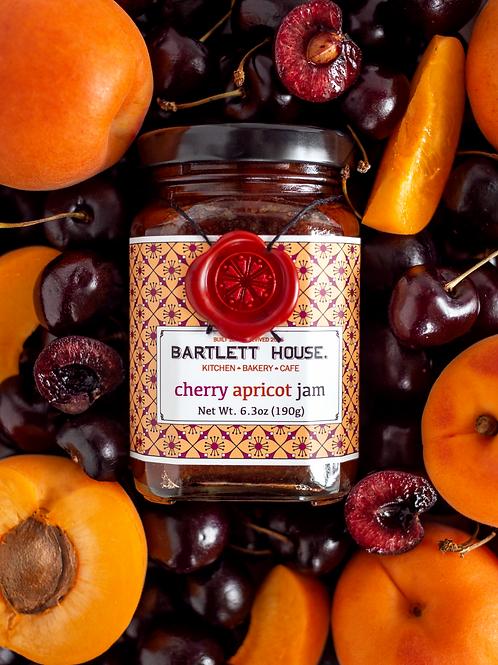 Bartlett House Jam – Cherry Apricot