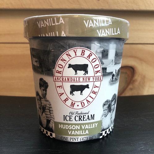 Icecream, Vanilla - Ronnybrook