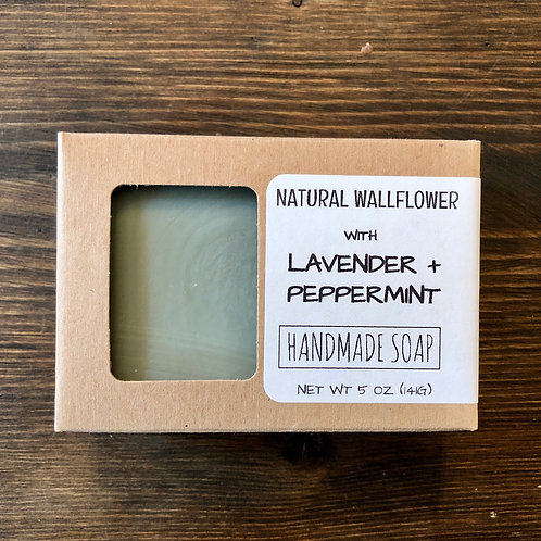 Soap - Lavender + Peppermint