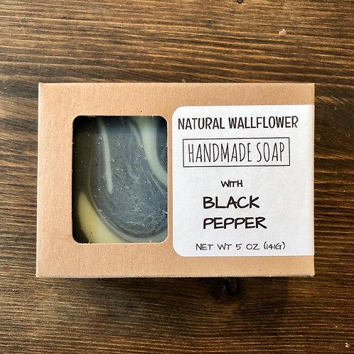 Soap - Black Pepper