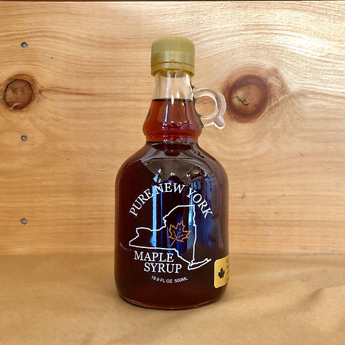 Maple Syrup, 16.9 oz. - Blackberry Hill Farm