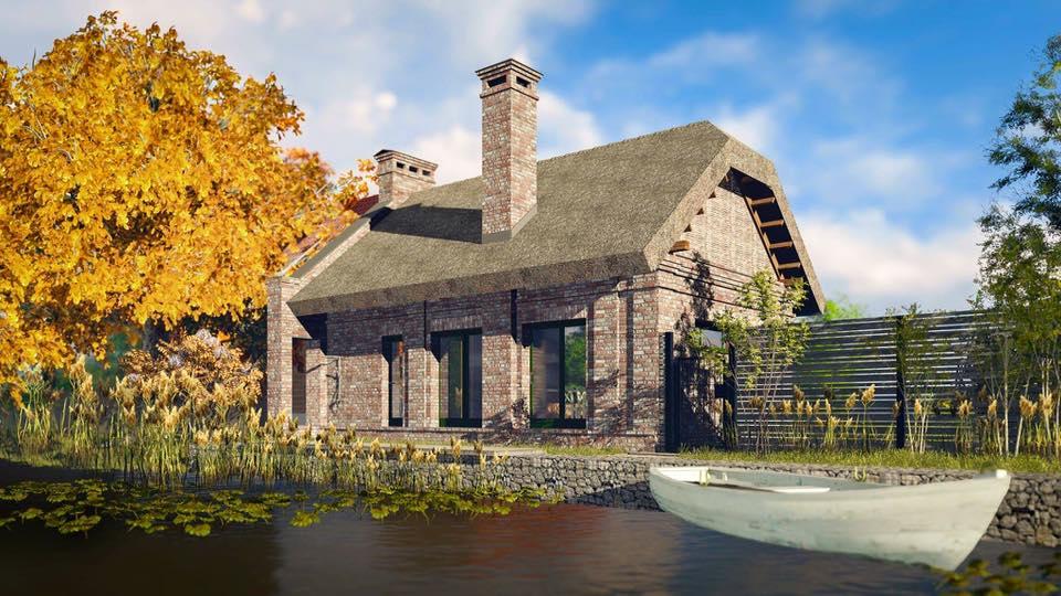 Гостевой дом на канале