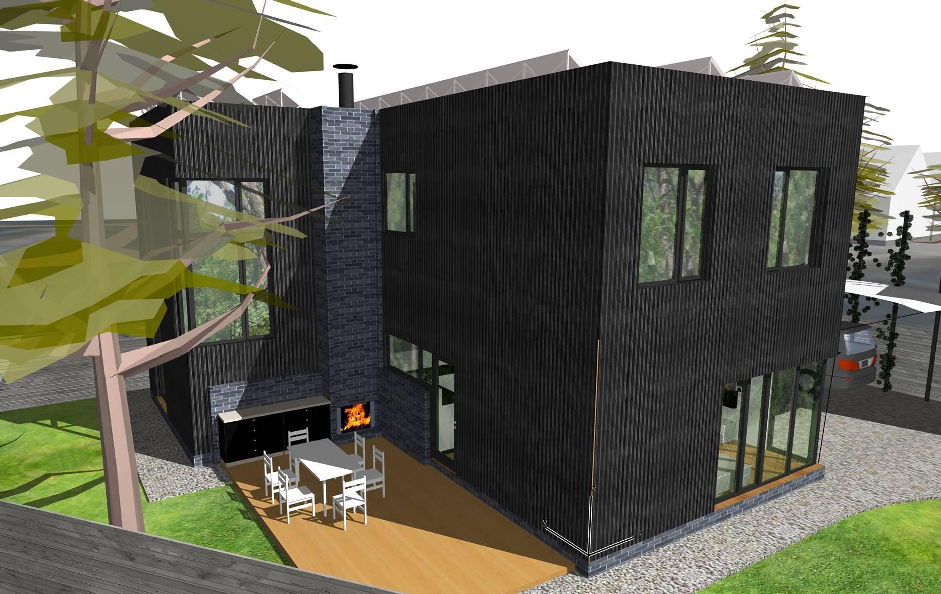 Дом в Броварах