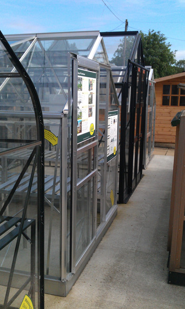 Three Counties Greenhouse Display