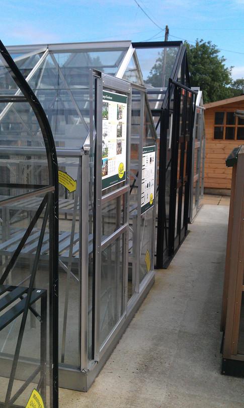 Three Counties Greenhouse Display