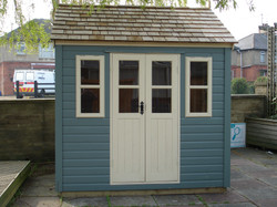 Weybourne home office
