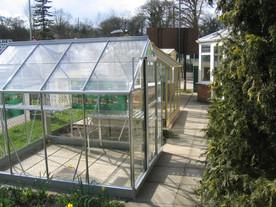 Greenhouses Three Counties Garden Buildings
