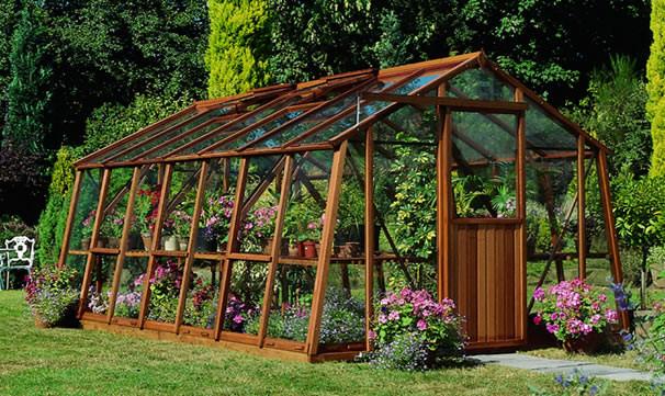 Alton Amatuer Greenhouse