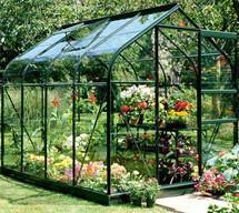 Halls supreme Greenhouses