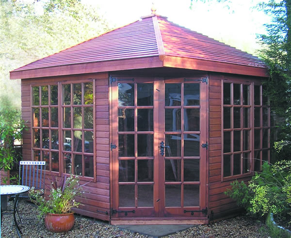 malvern martley Summerhouse