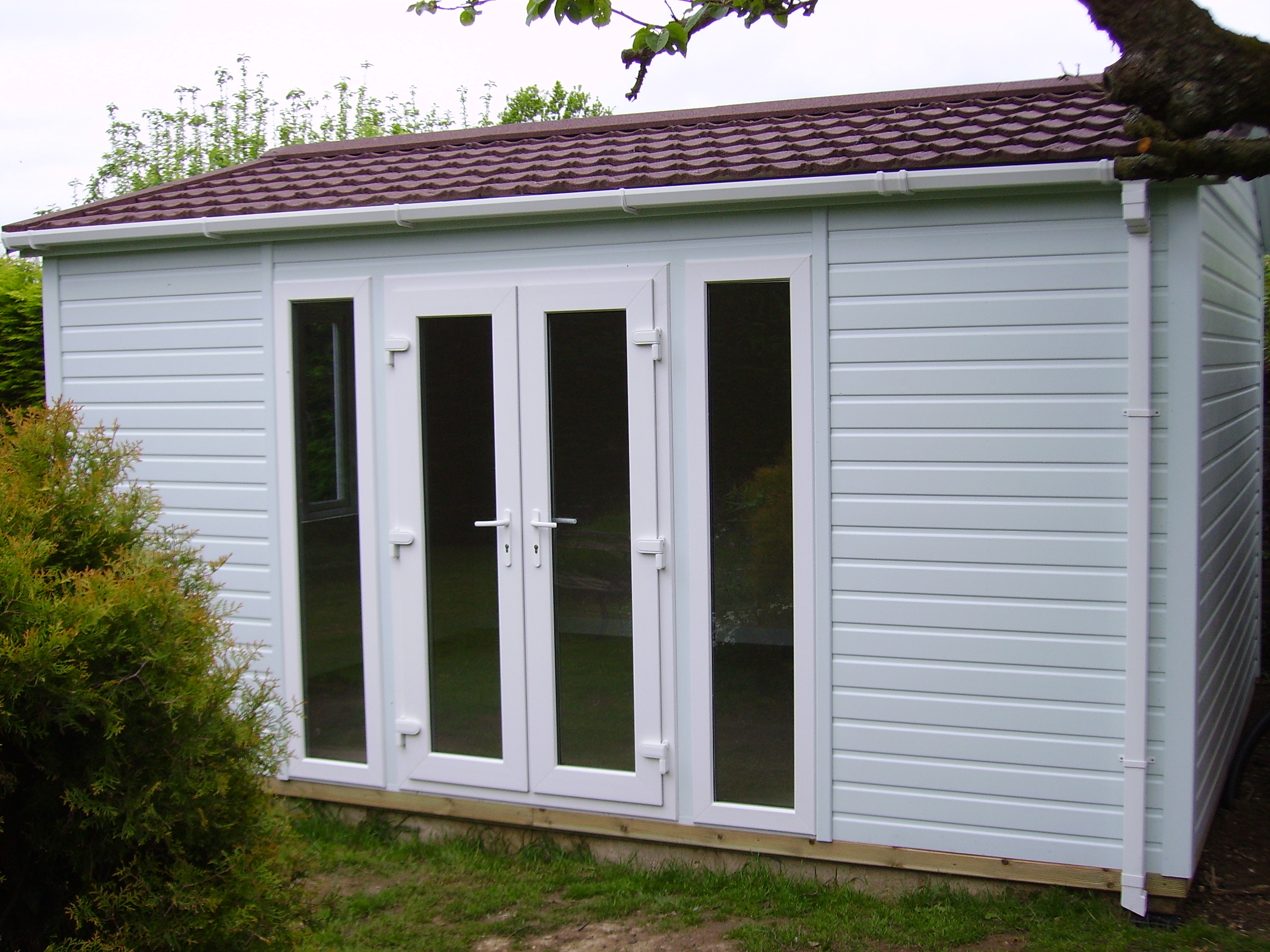 Westleigh A&J Insulated Home Office