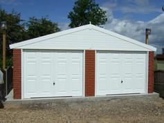 Hanson Apex Royale Double Garage