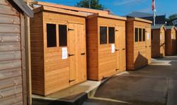 Dennington Pent Wooden Shed