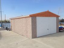 Lidget Compton Apex Spar Concrete Garage