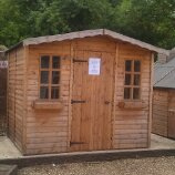 Loglap Summerhouse