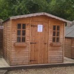 Loglap Summerhouse