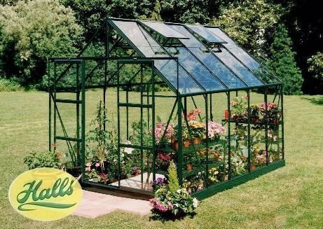 Halls Greenhouse