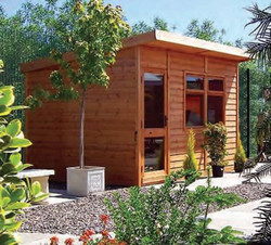 Arley Pent Insulated home office