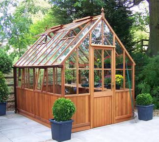 Alton Victorian Greenhouse