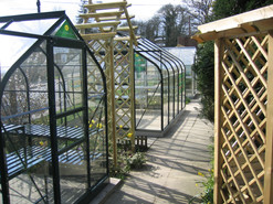 Three Counties Display of Greenhouses