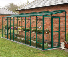 Robinson Lean to Greenhouses