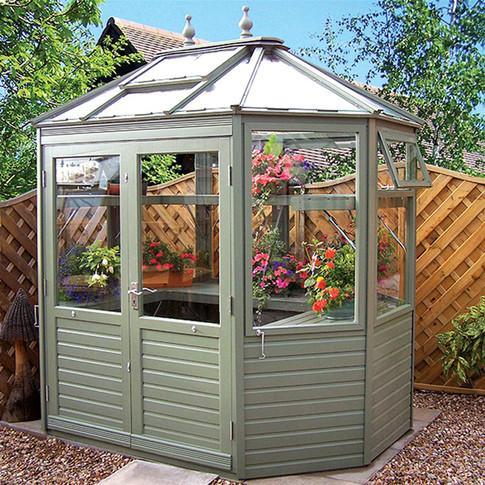 malvern Octagonal Greenhouses