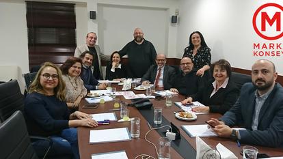 Marka Konseyi'nin Yeni Dönem Yönetim Kurulu Üyeleri ve Görevleri Belli Oldu