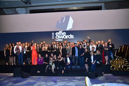 2018'in EFFIE Ödülleri
