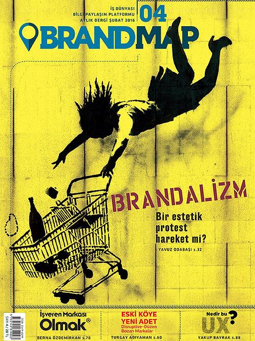 BrandMap Sayı 4 Şubat