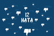 Pazarlama Sürecinde Markaların ve Kurumların Facebook'ta Yaptığı 12 Hata!